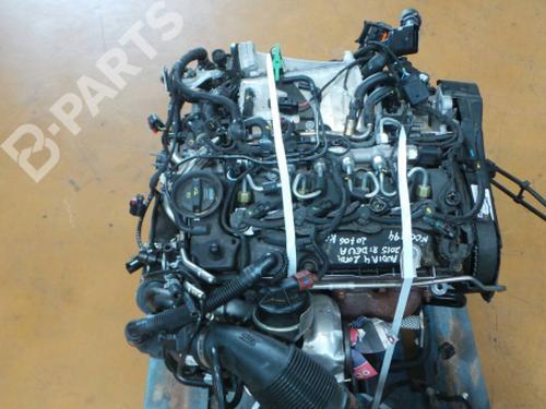 Motor AUDI A4 (8W2, 8WC, B9) 2.0 TDI (150 hp) DEUA / 007494