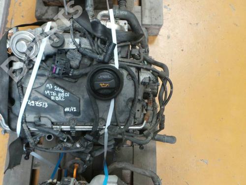 BKC / 497513 Motor A3 (8P1) 1.9 TDI (105 hp) [2003-2010] BKC 3485224