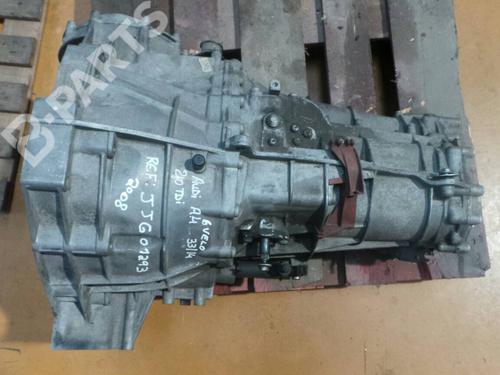 Schaltgetriebe AUDI A4 (8K2, B8) 2.0 TDI (136 hp) JJG 01293