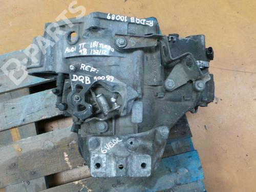 Schaltgetriebe AUDI TT (8N3) 1.8 T quattro (224 hp) DQB / 10089