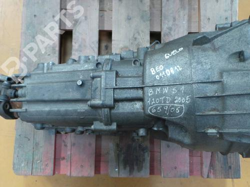 0110812 BEO Caixa velocidades manual 1 (E87)   3965580