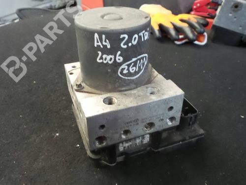 BVG/8E0 910 517 B 018 / 8E0 614 517 AT 04 / 026523 ABS Bremseaggregat A4 (8EC, B7)   3965917