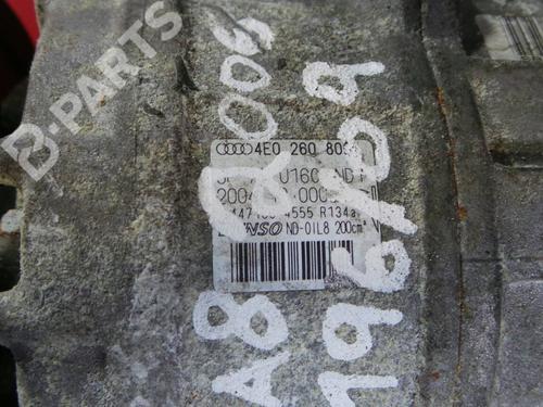 Klimakompressor AUDI A8 (4E2, 4E8)  BMC / 4E0 260 805F 33323229