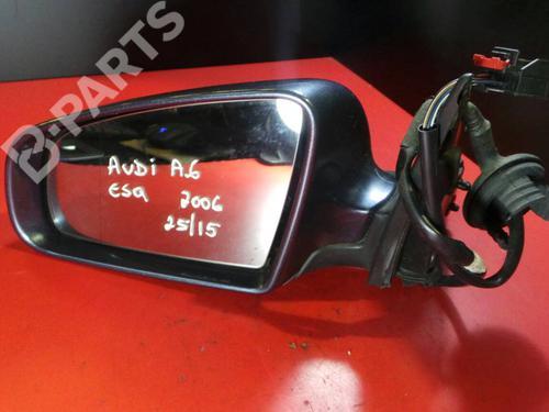 Außenspiegel links AUDI A6 Avant (4F5, C6) 3.0 TDI quattro (225 hp)