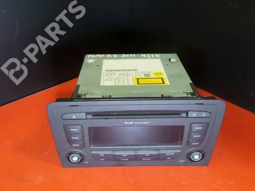 Auto-radio AUDI A3 (8P1) 2.0 TDI 8P0035186AB 1100401