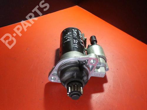 Motor de arranque AUDI A3 (8P1) 2.0 TDI 0001153009 / 02M911024C; 1159716