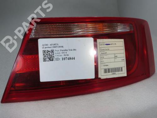 8T0945096 / 8T0 945 096 Højre baglygte A5 (8T3) 2.7 TDI (190 hp) [2007-2012] CAMA 3967503