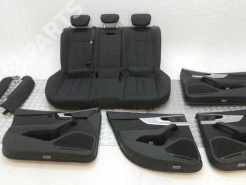 Sitze Komplett AUDI A4 (8W2, 8WC, B9) 2.0 TDI (150 hp)