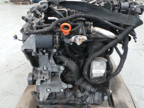 CAY Motor A1 (8X1, 8XK) 1.6 TDI (105 hp) [2010-2015] CAYC 3485413