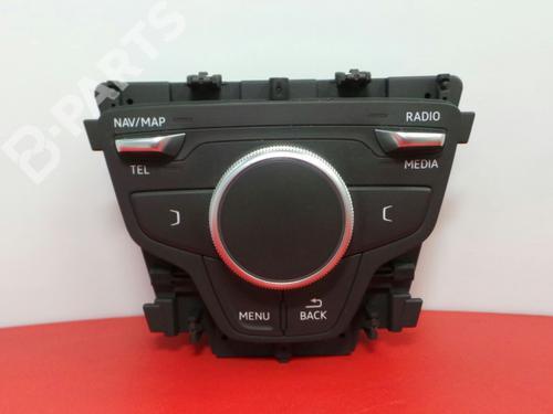 Anzeigetafel AUDI A4 (8W2, 8WC, B9) 2.0 TDI (150 hp) 8W0919614J