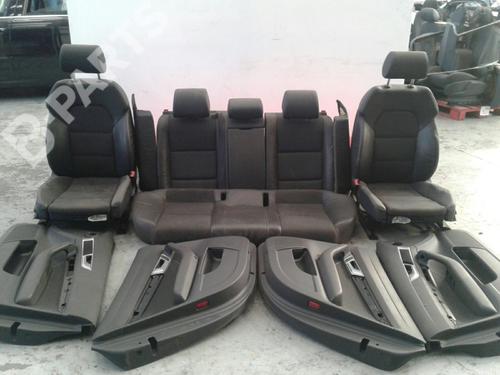 Sitze Komplett AUDI A6 Avant (4F5, C6) 3.0 TDI quattro (225 hp)