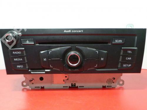 Autoradio AUDI A5 (8T3) 2.0 TFSI (211 hp) 8T1035186C
