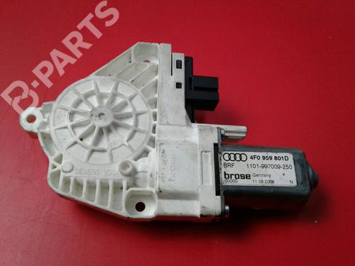 Fensterheber links vorne AUDI A6 Avant (4F5, C6) 3.0 TDI quattro (211 hp) 4F0959801D