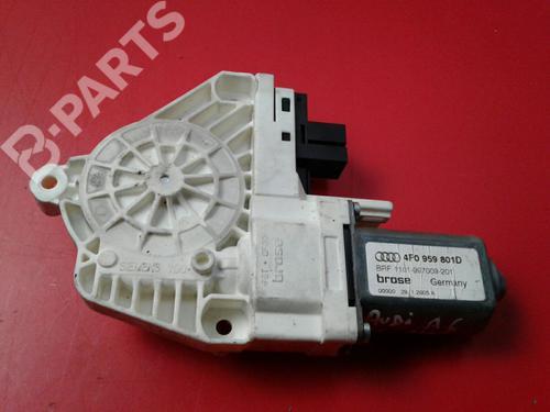 Fensterheber links vorne AUDI A6 Avant (4F5, C6) 3.0 TDI quattro (225 hp) 4F0959801D