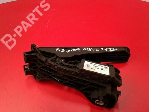 Pedal AUDI A3 Sportback (8PA) 1.6 TDI (105 hp) 1K1 721 503 P
