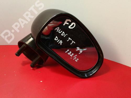 Außenspiegel rechts AUDI TT (8N3) 1.8 T quattro (224 hp)