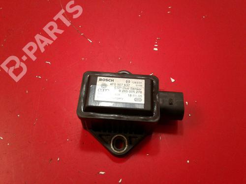 Elektronik Modul AUDI A6 Avant (4F5, C6) 3.0 TDI quattro (225 hp) 4F0 907 637 / 0 265 005 278