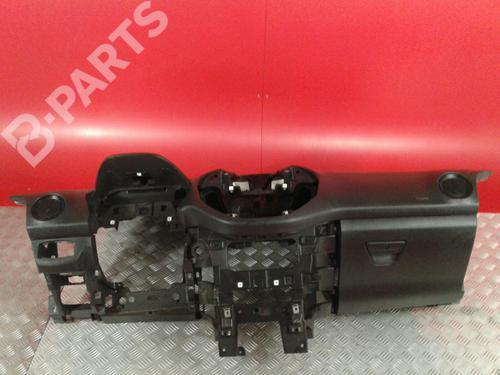 AS4HA Instrumentbord TRANSIT COURIER B460 Kombi 1.5 TDCi (75 hp) [2014-2020] UGCB 4716026