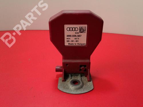 Elektronik Modul AUDI A4 (8W2, 8WC, B9) 2.0 TDI (150 hp) 4M0 035 507