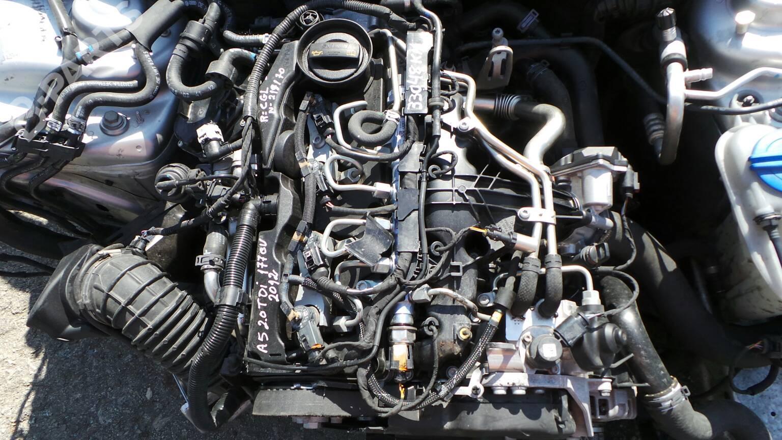 Engine Audi A5 Sportback 8ta 2 0 Tdi Cgl 219170 B Parts
