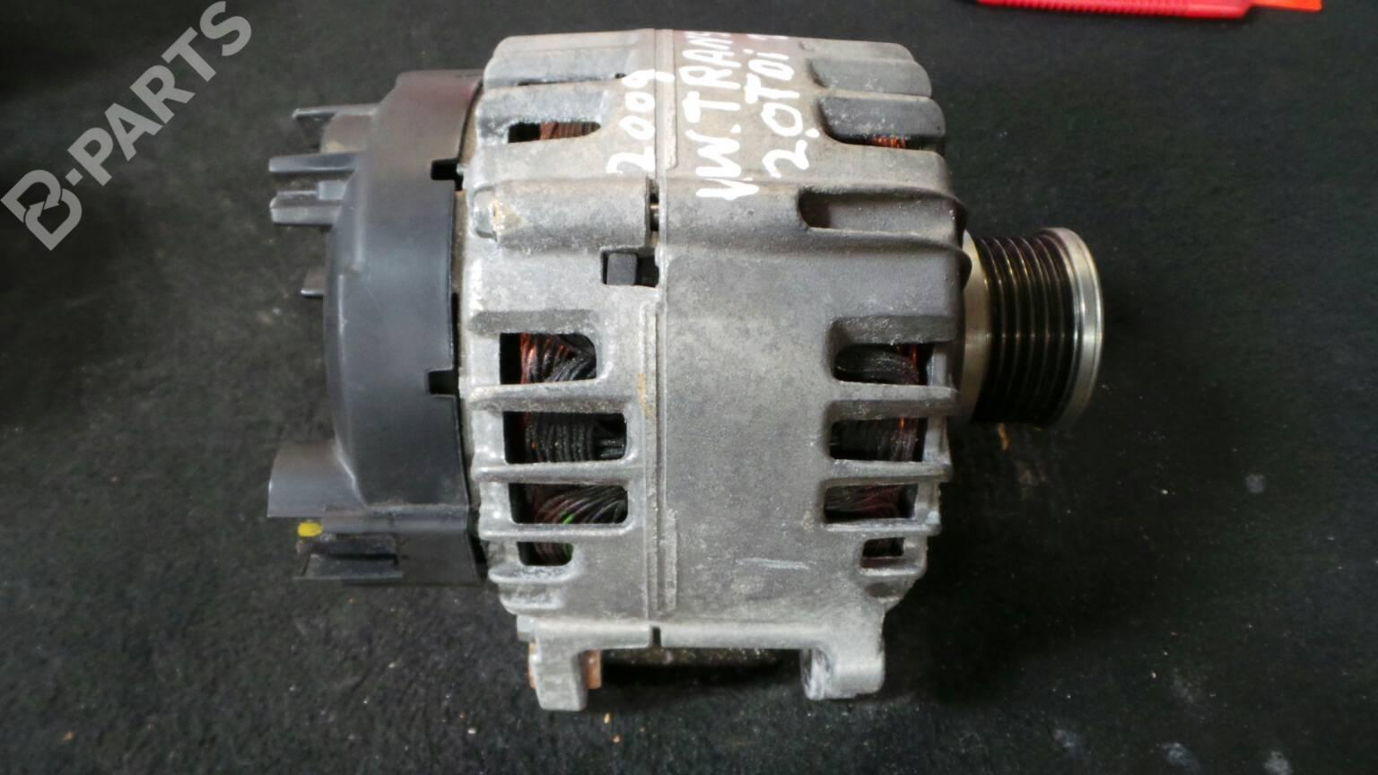 180A Generator VW Crafter 30 35 50 Passat Variant CC 1.9 2.0 2.5 3.2 VALEO