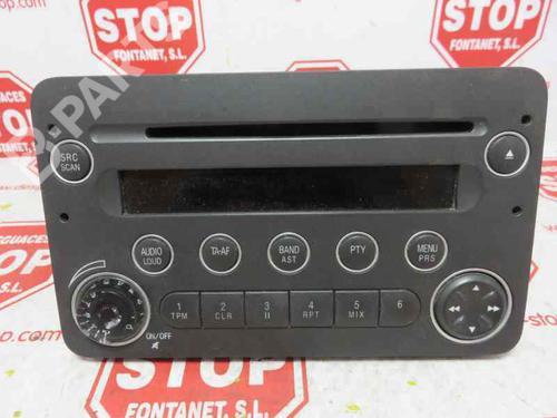 7645332316 | 707039 | Autoradio 159 Sportwagon (939_) 1.9 JTDM 16V (939BXC1B, 939BXC12) (150 hp) [2006-2011] 939 A2.000 7360767