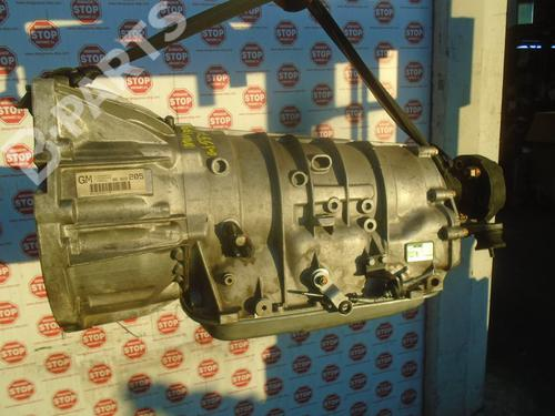 96022205 | Caixa velocidades automática 5 (E39) 530 d (184 hp) [1998-2000]  7327466