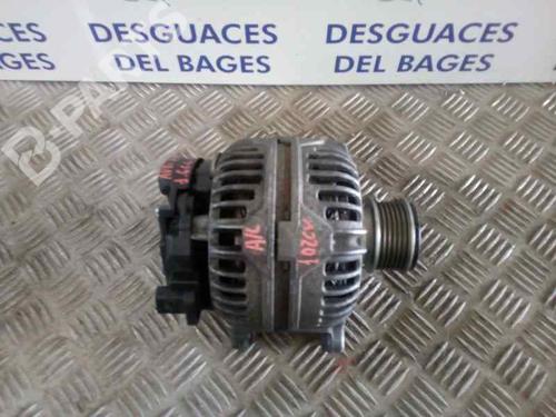 0124525050 | P14577 | Lichtmaschine A3 (8P1) 1.6 (102 hp) [2003-2012]  7613004