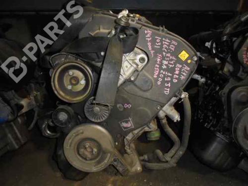 937A2000   X38840   Moteur 147 (937_) 1.9 JTD (937.AXD1A, 937.BXD1A) (115 hp) [2001-2010]  7604597