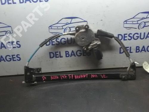 Q1361 | Lève vitre avant gauche 147 (937_) 1.9 JTD (937.AXD1A, 937.BXD1A) (115 hp) [2001-2010]  7598677