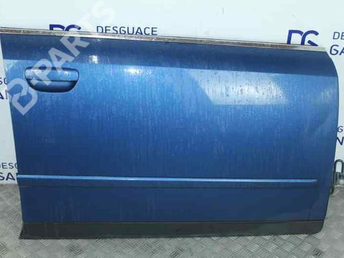 AZUL | Tür rechts vorne A4 (8E2, B6) 2.5 TDI (163 hp) [2002-2004] BFC 7721697