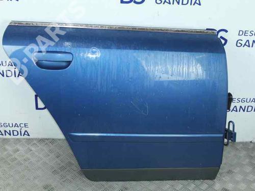 AZUL   Tür rechts hinten A4 (8E2, B6) 2.5 TDI (163 hp) [2002-2004] BFC 7721699