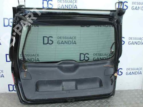 NEGRO | Heckklappe A3 (8P1) 2.0 TDI 16V (140 hp) [2003-2012] BKD 7716287