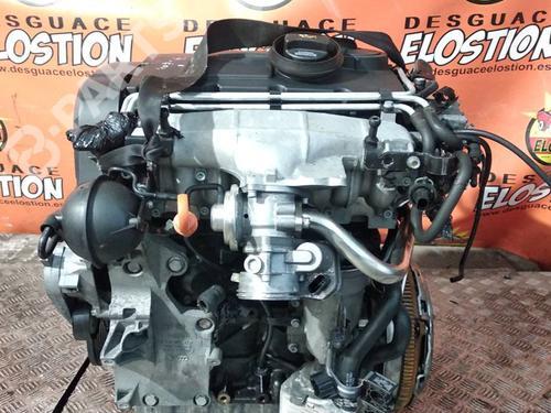 BKD | BKD | BKD | Motor A3 (8P1) 2.0 TDI 16V (140 hp) [2003-2012] BKD 7928582