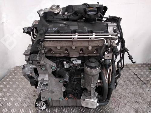 BKC | BKC | BKC | Motor A3 (8P1) 1.9 TDI (105 hp) [2003-2010] BKC 7928804