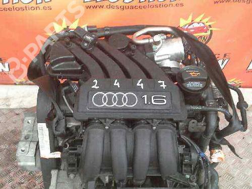 BGU | BGU | BGU | Motor A3 (8P1) 1.6 (102 hp) [2003-2012] BGU 7922686