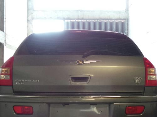 Tampa da Mala CHRYSLER 300 C Touring (LX, LE) 3.0 CRD  27423
