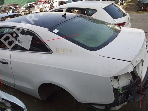Aleta trasera izquierda AUDI A5 (8T3) 2.0 TDI LINHA DE CORTE A VERMELHO 38181725