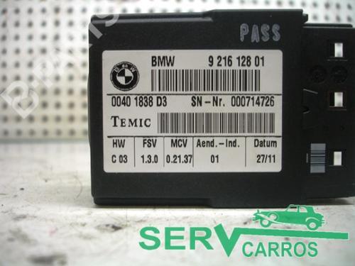 921612801 Elektronik Modul 3 Coupe (E92) 320 d (184 hp) [2010-2013] N47 D20 C 3026053