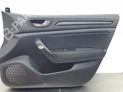 Dør deksel foran høyre MEGANE IV Hatchback (B9A/M/N_) 1.2 TCe 100 (B9MS) (100 hp) [2015-2020] H5F 408 4190723