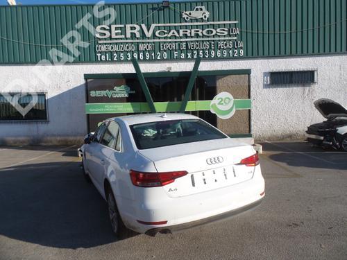 AUDI A4 (8W2, 8WC, B9) 2.0 TDI (150 hp) [2015-2019] 32125245