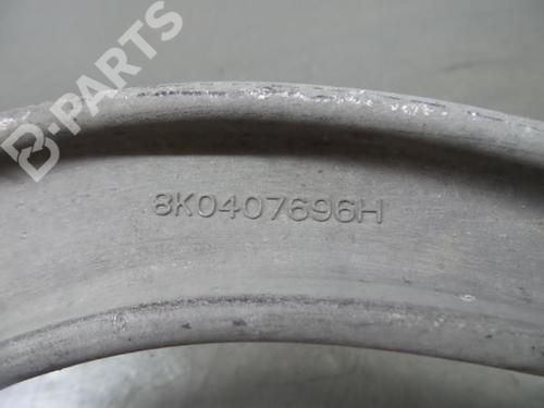 Højre fortil bærearm AUDI A5 (8T3) 2.0 TDI ANTERIOR INFERIOR CURVO 37697078