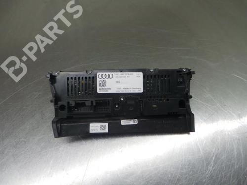 AC-Styringsenhed/Manøvreenhed AUDI A5 (8T3) 2.0 TDI 8K1820043AH / A2C37833600 35388806