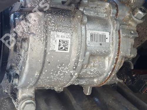AC-Kompressor AUDI A5 (8T3) 2.0 TDI 8T0260805F / 4472807033 / 6SAS14C 34464931