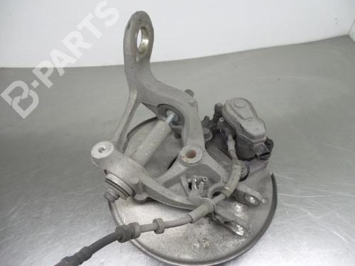 Højre hjullejehus spindel AUDI A5 (8T3) 2.0 TDI  35752534