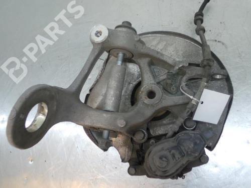 Venstre hjullejehus spindel AUDI A5 (8T3) 2.0 TDI  35724099