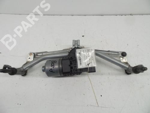 3397021391 / 9673222580 / 0390241540 Motor limpa vidros frontal 208 I (CA_, CC_) 1.6 HDi (92 hp) [2012-2021] 9HP (DV6DTED) 797268