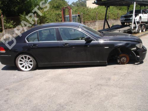 Høyre foran lås BMW 7 (E65, E66, E67) 730 Ld . 35351611
