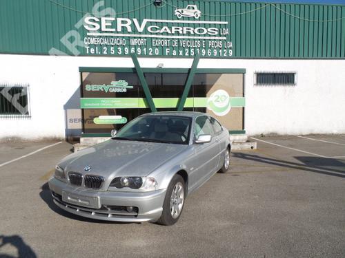 Fordelerrør BMW 3 Coupe (E46) 318 Ci COM INJECTORES; 30045056