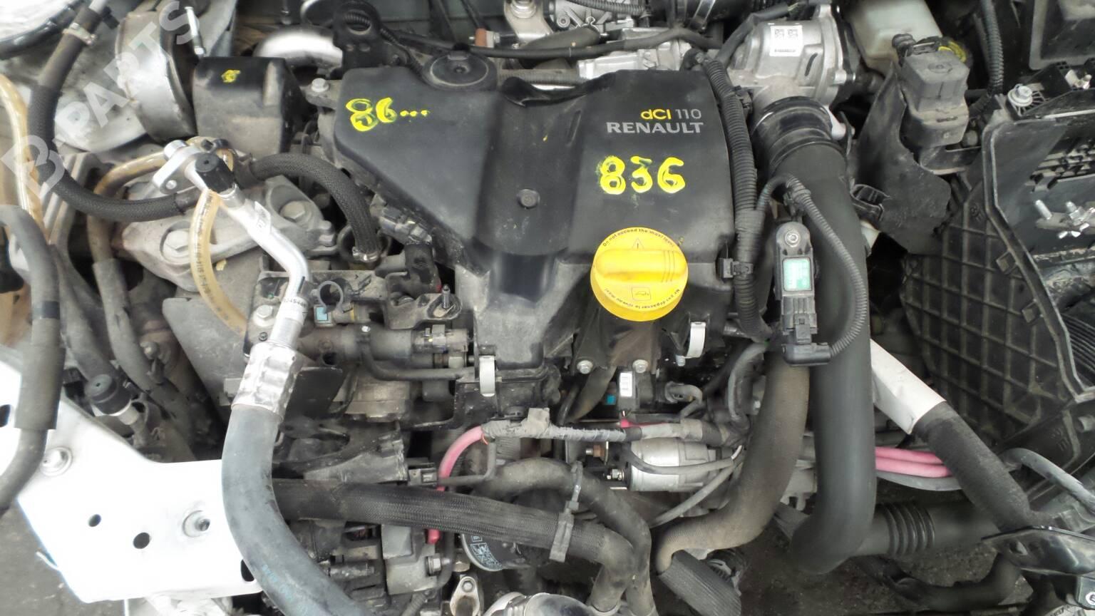 Engine Renault Megane Iii Hatchback Bz0 1 B3 1 5 Dci Bz09 Bz0d Bz1w K9k J 836 D204556 B Parts